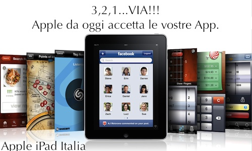 Sviluppatori per iPad SDK 3.2 beta 5 download