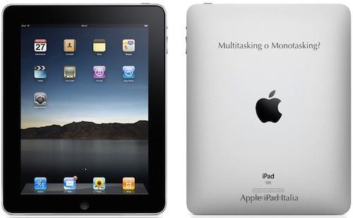 iPad avrà il multitasking da iPhone 4.0