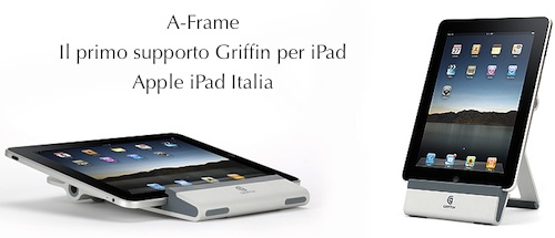 A-Frame Griffin supporto per iPad