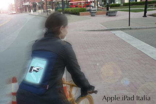 Sprocket porta in bici iPad