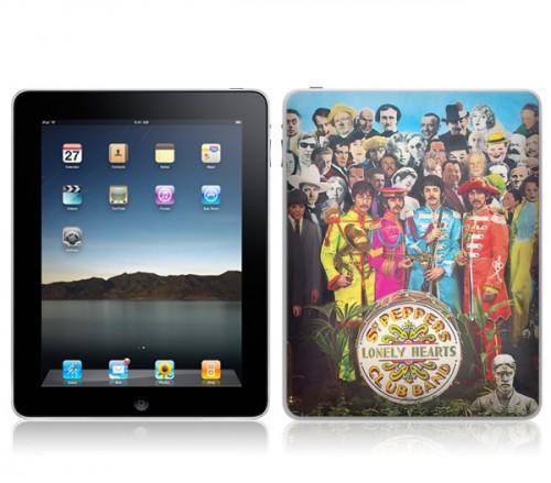 Vinyl Skin per iPad