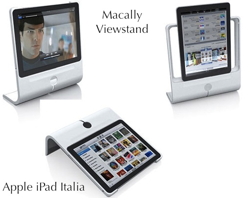 Macally Viewstand per iPad Italia