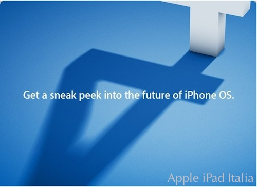 Apple presenta iPhone OS 4.0