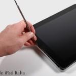 iPad smontato disassemblato per Apple iPad Italia