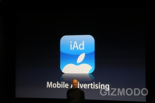 Apple presenta iAd apple ipad italia