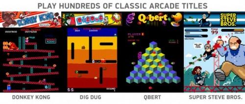Giochi arcade per iPad