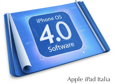 novità iPhone OS 4.0