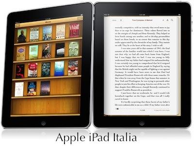 iBooks Store disponibile in Italia