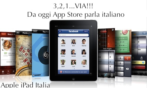 App Store in Italiano