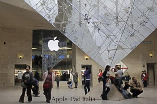 iPad supera la Monna Lisa