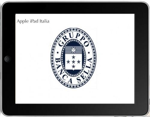 Internet Banking su iPad