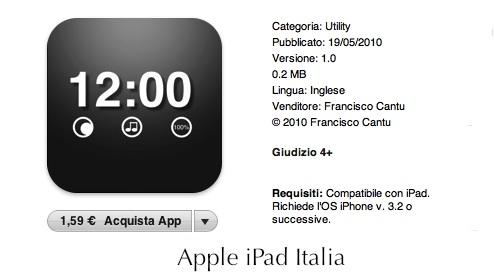 DeskAgent Utility per iPad