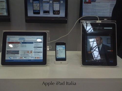 App per iPad INAIL e INPS