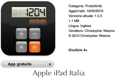 Jumbo - Recensione di Apple iPad Italia