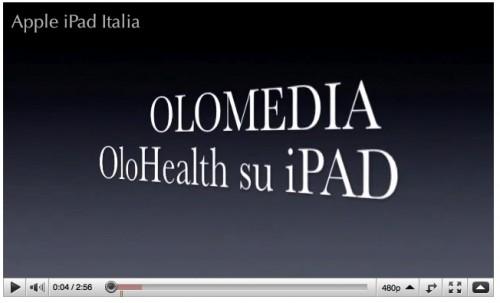 Web App per iPad