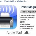 Print Magic HD - Apple iPad Italia