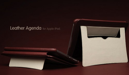 Case in pelle per iPad
