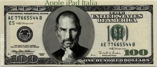 Aumento vendite di iPad