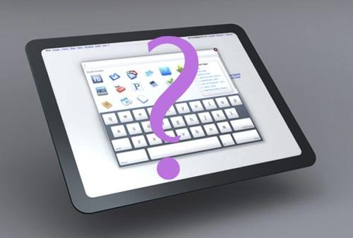 Verizon e google tablet