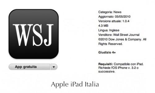 News su iPad