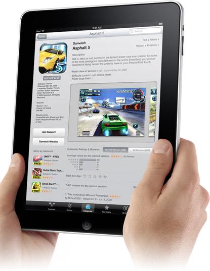 5% di App sono di iPad italia apple