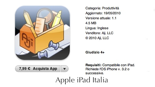 lavorare con i PDF su Apple iPad