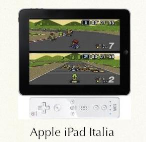 Super Mario su iPad