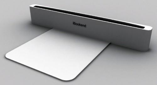 iPad diventa un fermalibri