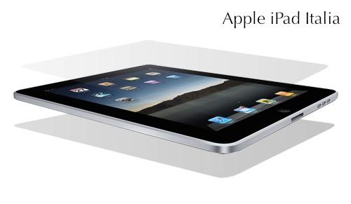 Pellicola trasparente per iPad