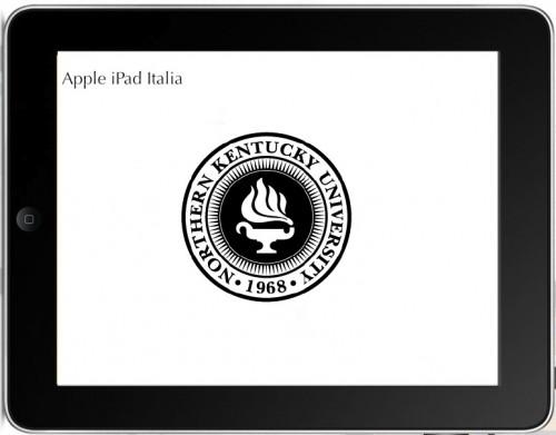 iPad all'università