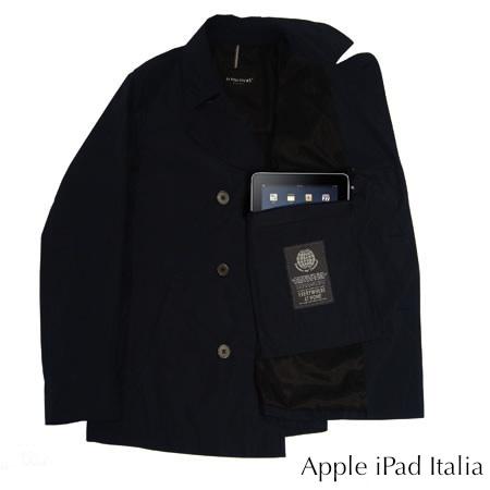 Giacca con tasca per iPad