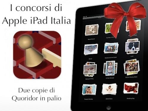 Ecco i vincitori del concorso di Apple iPad Italia