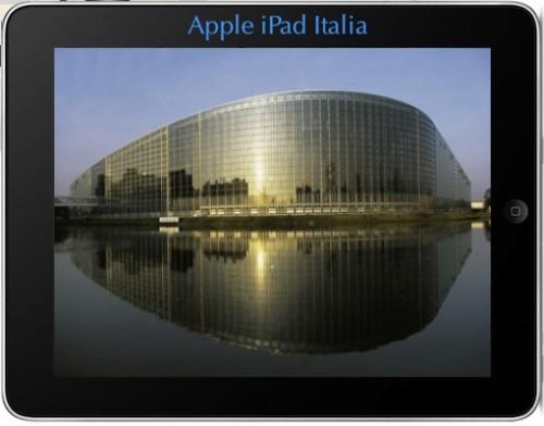iPad agli euro deputati