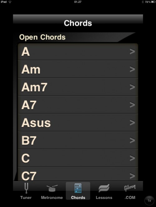 accordatore e metronomo gratuiti per iPad