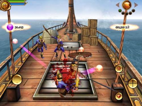 secondo capitolo di Hero of Sparta per iPad