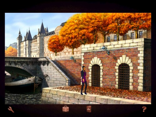 Broken Sword avventura grafica per iPad