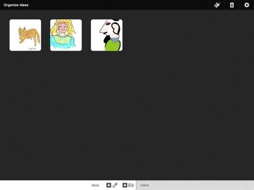 disegno vettoriale Adobe su iPad