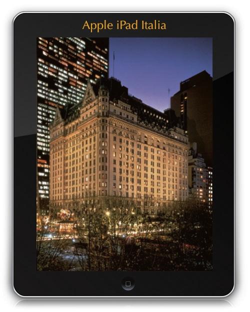 iPad nelle camere d'albergo