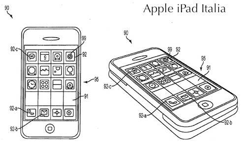Apple brevetta una tecnologia rivoluzionaria Sci Fi
