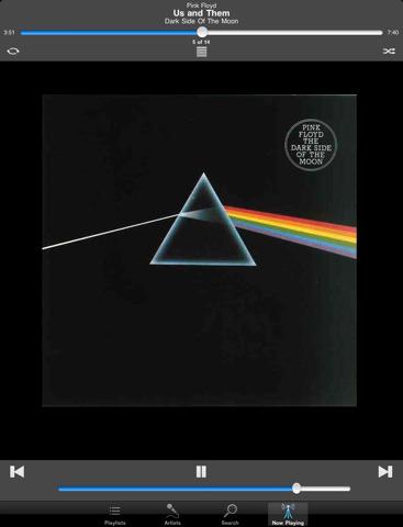 la musica in streaming sul vostro iPad