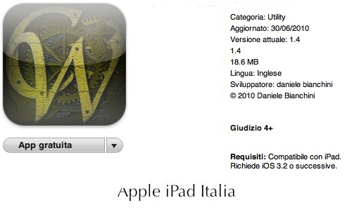 trasformiamo iPad in un elegante orologio meccanico