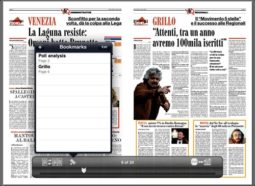 Come visualizzare i PDF su iPad