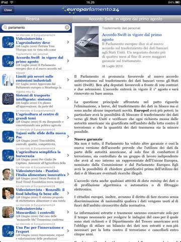 News per iPad