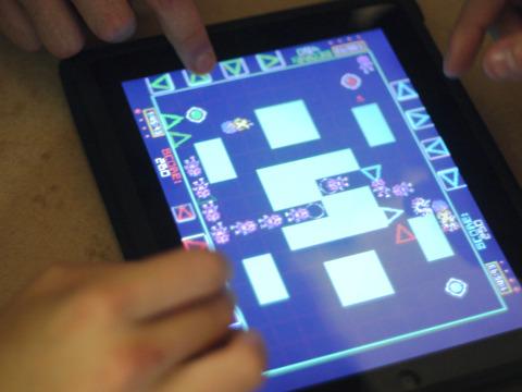 gioco arcade per ipad