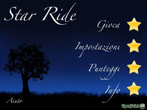 Star Ride per toccare il cielo con un dito e iPad
