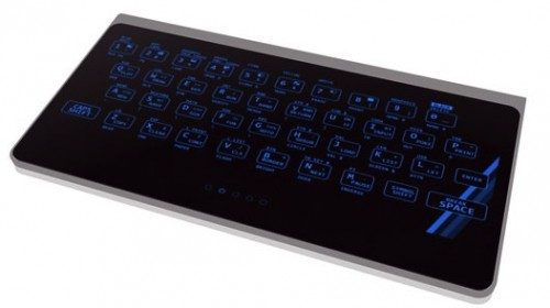 Tastiera touch screen
