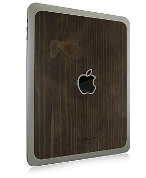 Abbelliamo iPad con il legno