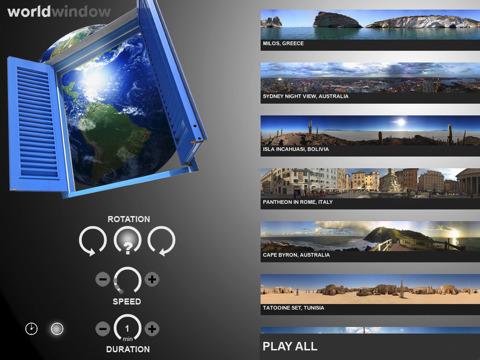bellissime foto a 360 gradi per iPad