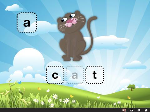 gioco per bambini in inglese per ipad