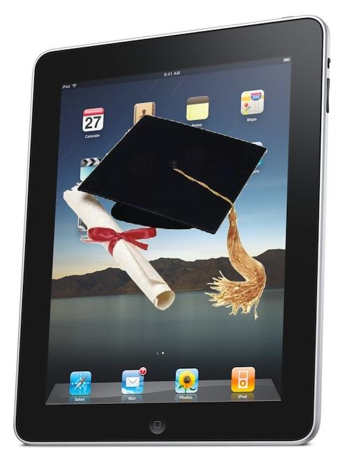 Premio per laurea iPad itunes card